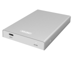 "Unitek Obudowa do dysku 2,5"" (USB-C, srebrny) (Y-3363)"