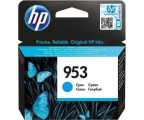 HP 953 cyan 700 str. (F6U12AE) (Officejet Pro 7740 / 8700 / 8210 / P27724dw)