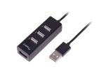 SHIRU HUB USB 2.0 4xUSB (SHU-01)