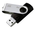 GOODRAM 8GB Twister zapis 20MB/s odczyt 60MB/s USB 3.0 (UTS3-0080K0R11)