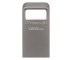 Kingston 128GB DataTraveler Micro 3.1 (USB 3.1) 100MB/s  (DTMC3/128GB)