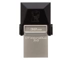 Kingston 32GB DataTraveler microDuo (USB 3.0) OTG (DTDUO3/32GB)