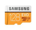 Samsung 128GB microSDXC Evo zapis 90MB/s odczyt 100MB/s  (MB-MP128GA/EU)