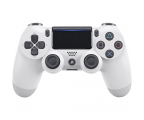 Sony Kontroler Playstation 4 DualShock 4 biały V2 (0711719894650)