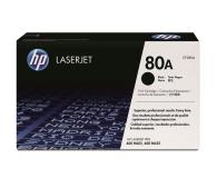 HP 80A CF280A black 2700str. - 103802 - zdjęcie 1