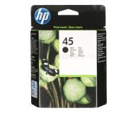 HP 45 czarny 42ml - 1866 - zdjęcie 6