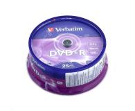 Verbatim 4.7GB 16x (AZO) CAKE 25szt. - 28938 - zdjęcie 1