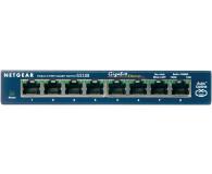 Netgear 8p GS108GE (8x10/100/1000Mbit) - 31231 - zdjęcie 3