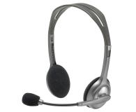 Logitech H110 Headset z mikrofonem - 55165 - zdjęcie 1