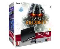 Sony PlayStation 3 Slim 320GB + Killzone 3 - 64211 - zdjęcie 3