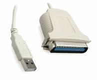 Gembird Adapter USB - LPT Centronics DB36 - 64467 - zdjęcie 1