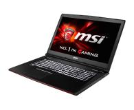 MSI GE72 2QC i7-5700HQ/8GB/1000/DVD-RW GTX960M FHD - 257051 - zdjęcie 6