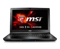 MSI GL62 i5-7300HQ/8GB/1TB GTX960M FHD  - 344676 - zdjęcie 2
