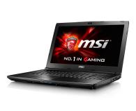 MSI GL62 i5-7300HQ/8GB/1TB GTX960M FHD  - 344676 - zdjęcie 6