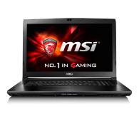 MSI GL72 i7-6700HQ/8GB/1TB GF940MX FHD  - 295696 - zdjęcie 2
