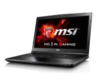 MSI GL72 i7-6700HQ/8GB/1TB GF940MX FHD  - 295696 - zdjęcie 6