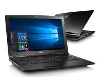 MSI GL62M i7-7700HQ/8GB/1TB+256SSD/Win10X GTX1050 - 352494 - zdjęcie 1