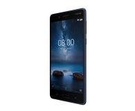 Nokia 8 Dual SIM błyszczący niebieski  - 386998 - zdjęcie 6