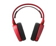 SteelSeries Arctis 3 Czerwone - 385684 - zdjęcie 2