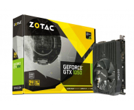 Zotac GeForce GTX 1050 MINI 2GB GDDR5 - 387533 - zdjęcie 1