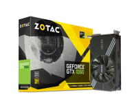 Karta graficzna NVIDIA Zotac GeForce GTX 1060 MINI 3GB GDDR5