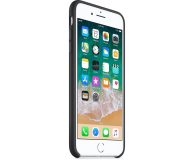 Apple Silicone Case do iPhone 7/8 Plus Black - 387677 - zdjęcie 3