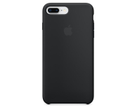 Apple Silicone Case do iPhone 7/8 Plus Black - 387677 - zdjęcie 1