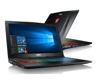MSI GP62M i7-7700HQ/16GB/1TB+120SSD/Win10X GTX1050Ti  - 390743 - zdjęcie 1
