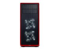 Fractal Design Focus G Window czerwony - 387610 - zdjęcie 3