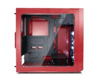 Fractal Design Focus G Window czerwony - 387610 - zdjęcie 2