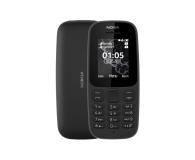 Nokia 105 2017 Dual SIM czarny - 388694 - zdjęcie 1