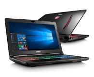 MSI GT62VR i7-7700HQ/16/1TB+256SSD/Win10 GTX1060 IPS - 346586 - zdjęcie 1