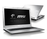 MSI PL62 i7-7700HQ/8GB/1TB MX150 - 374423 - zdjęcie 1