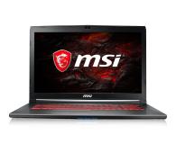 MSI GV72 i7-8750H/8GB/1TB+240 GTX1050Ti  - 436149 - zdjęcie 2