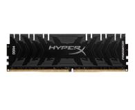 HyperX 8GB (1x8GB) 2666MHz CL13 Predator Black - 388723 - zdjęcie 1