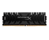 Pamięć RAM DDR4 HyperX 8GB (1x8GB) 3000MHz CL15 Predator Black
