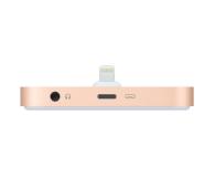Apple Stacja Dokująca do iPhone Gold - 389259 - zdjęcie 2