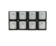 HyperX Nakładki na klawisze do FPS i MOBA (tytanowy) - 389842 - zdjęcie 1