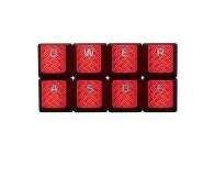 HyperX Nakładki na klawisze do FPS i MOBA (czerwony) - 389841 - zdjęcie 1