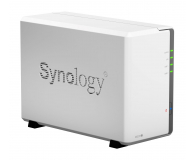 Synology DS218j (2xHDD, 2x1.3GHz, 512MB, 2xUSB, 1xLAN)  - 389764 - zdjęcie 2