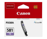Canon CLI-581PB Photo Blue 1660 str. - 390488 - zdjęcie 2