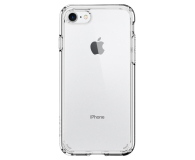 Spigen Ultra Hybrid 2 do iPhone 7/8/SE Crystal Clear - 390436 - zdjęcie 3