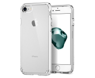 Spigen Ultra Hybrid 2 do iPhone 7/8/SE Crystal Clear - 390436 - zdjęcie 2