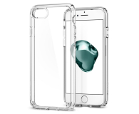 Spigen Ultra Hybrid 2 do iPhone 7/8/SE Crystal Clear - 390436 - zdjęcie 1