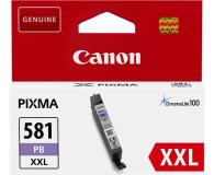 Canon CLI-581PB XXL Photo Blue 9140 str. - 390483 - zdjęcie 2