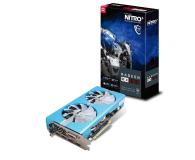 Sapphire Radeon RX 580 NITRO + 8GB GDDR5 - 380613 - zdjęcie 1