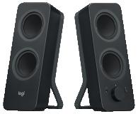 Logitech Z207 Bluetooth czarne - 384931 - zdjęcie 2