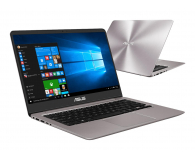 ASUS ZenBook UX410UA i7-8550U/16GB/512SSD/Win10  - 427710 - zdjęcie 1