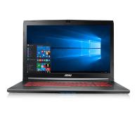 MSI GV72 i7-7700HQ/8GB/1TB/Win10X GTX1050  - 390653 - zdjęcie 2
