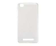 Xiaomi Soft Case do Redmi 4a Clear - 382093 - zdjęcie 1
